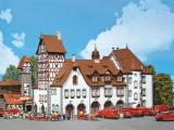 модель Faller 130337 Historische Feuerwache 1 Nürnber
