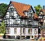 модель Faller 130409  Деревянно-кирпичный дом 'Bad Liebenstein'