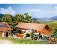 модель Faller 130521 Навес для сельскохозяйственной техники