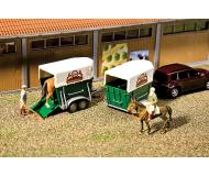 модель Faller 130545 2 Pferdeanhaenger