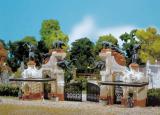 модель Faller 130561 Ворота зоопарка Hagenbeck