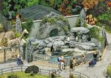 модель Faller 130562 Серия зоопарк. Вольер с пингвинами