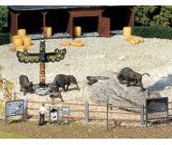 модель Faller 130569 Указатели и информационные панели в зоопарке