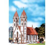 модель Faller 130905 Stadtkirche (variable Turmhauben
