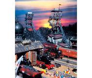 модель Faller 130945 Угольная шахта Marienschacht, размер 26x18x28см.