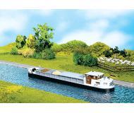 модель Faller 131006 Flußfrachtschiff mit Wohnkajüte