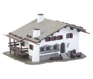 модель Faller 131307 Дом в горах, 146 x 126 x 99 мм.