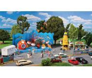 модель Faller 140341 County Fair Set. Набор для сборки (KIT)
