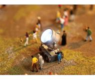 модель Faller 140416 Spotlight Trailer -- w/Working LED. Набор для сборки (KIT)