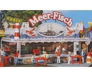 модель Faller 140445 Kirmesbude Meer-Fisch