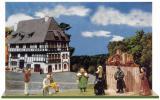 модель Faller 154113 mini-Szene Schauspiel Luther