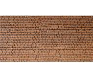 модель Faller 170611 Mauerplatte Sandstein rot