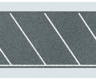модель Faller 170634 Parkplatzfolie. Diagonalmarkieru