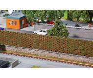 """модель Faller 180421 Planter Box Noise Barrier Wall. Набор для сборки (KIT) - 1-1/16 x 1/8 x 1-5/8""""  27 x .4 x 4.2см."""