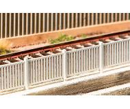 """модель Faller 180428 Modern Metal Fencing. Набор для сборки (KIT) - 48-7/8""""  124.2см. Total"""