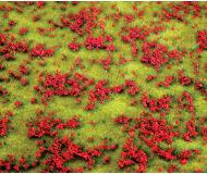 модель Faller 180460 Landschafts-Seg.Blumenw rot