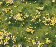 """модель Faller 180467 Flowering Meadow -- 8-1/4 x 5-7/8 x 3/8""""  21 x 14.8 x .9см."""