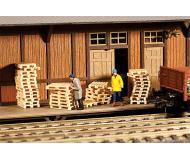 модель Faller 180612 Wood Pallets -- упаковка 60 шт.