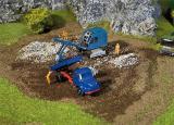 модель Faller 180685 LKW und Bagger mit Funktion