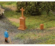 модель Faller 180911 Wayside Cross & Stone Boundary Marker. Набор для сборки (KIT)