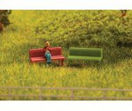 модель Faller 180919 Wood Benches, упаковка 4 шт.