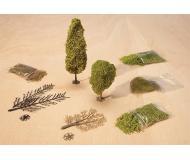 """модель Faller 181100 Poplar Tree. Набор для сборки (KIT) - Premium -- 7-1/16""""  18см."""