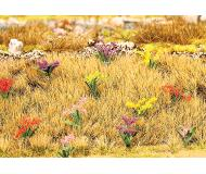 модель Faller 181251 Flowering Plants -- Various Colors pkg(40)