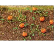 модель Faller 181258 Gourds/Squash Vines -- Orange, 6 штук в упаковке.