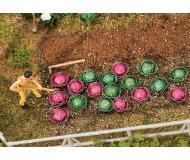 модель Faller 181263 Red & Green Cabbage Heads -- 10 of Each