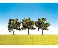 модель Faller 181403 3 Apfelbäume mit Früchten 8 см