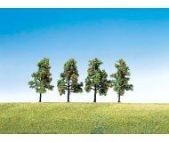 модель Faller 181407 4 Obstbäume mit Früchten
