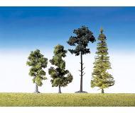 модель Faller 181495 15 Mischwald-Bäume