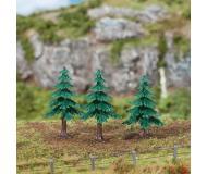 """модель Faller 181602 Fir Trees -- 2""""  5см. упаковка 3 шт."""