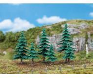 """модель Faller 181604 Fir Trees -- 3 Each 2"""" & 4-3/4""""  5 & 12см."""