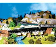 модель Faller 222550 Brückenkopfgarnitur