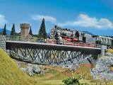 модель Faller 222576 Fischbauchbrücke