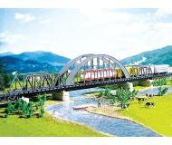 модель Faller 222583 Bogenbrücke mit 2 Vorflutbrücken