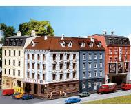 модель Faller 232262 Eckhaus m. Nebengebäude (patinie