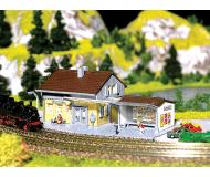 модель Faller 282706 Haltepunkt Blumendorf