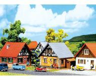 модель Faller 282763 Siedlungshaus Verputz u.Fachwerk
