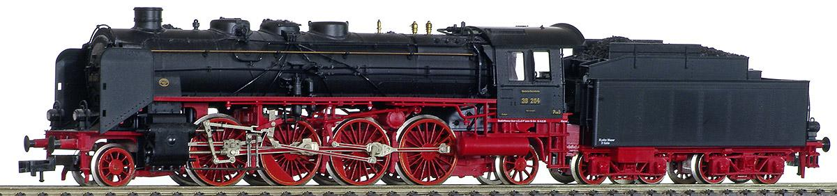 модель Fleischmann 4139