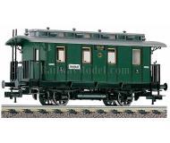 модель Fleischmann 5051 Пассажирский вагон 3 класса, тип Ci Pr86en. Принадлежность DRG