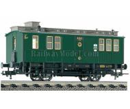 модель Fleischmann 5057 Почтово-багажный вагон, тип Pw Post i Pr84. Принадлежность DRG