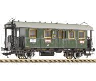 модель Fleischmann 509301 Пассажирский вагон 2/3 класса с купе, тип BCi bay 10. Принадлежность K.Bay.Sts.B.