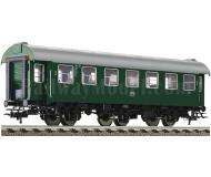 модель Fleischmann 509901 Пассажирский вагон 2 класса с электронными торцевыми огнями, тип B3yg761. Принадлежность DB