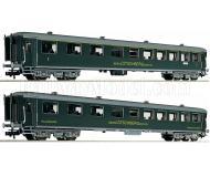 модель Fleischmann 513601 2-tlg. Set 1 Swiss-Classic-T