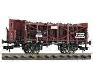 модель Fleischmann 522102 Вагон для перевозки кислоты BASF