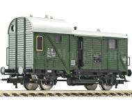 модель Fleischmann 530005 Бригадный вагон, тип Pwg. Принадлежность DR