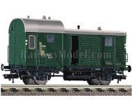 модель Fleischmann 530006 Бригадный вагон, тип Pwg. Принадлежность DB