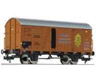 модель Fleischmann 533150-1  Товарный вагон, тип Gr 20. Принадлежность DRG. Эпоха II